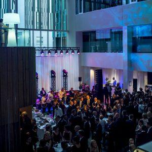 700hlö henkilöstöjuhla Helsingissä