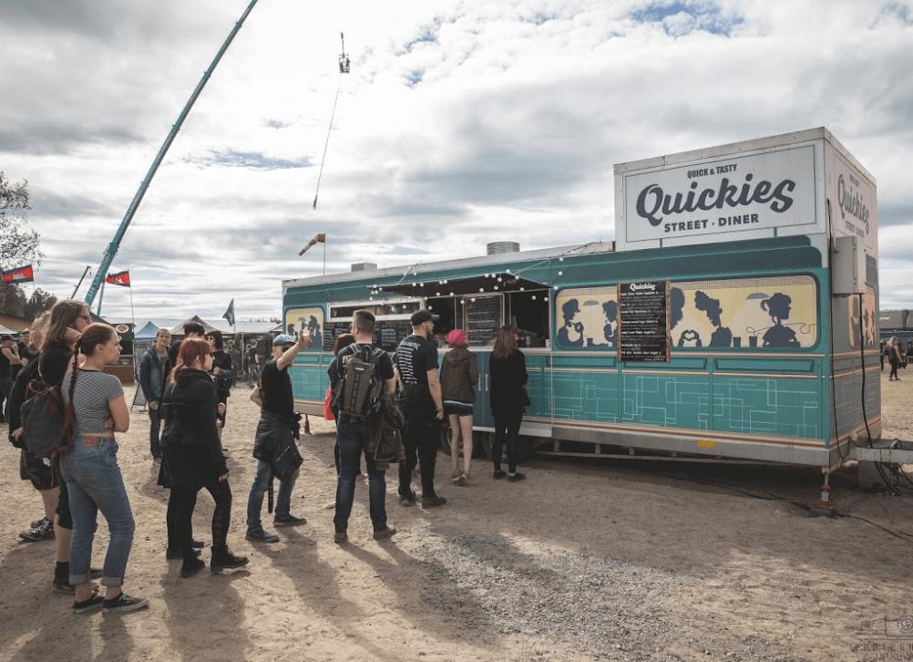 Quickies Street Diner – Uusimaa