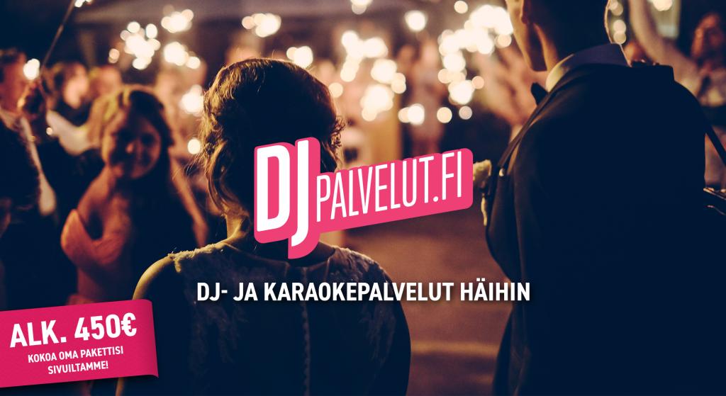 DJpalvelut.fi – Dj tai karaoke juhliin